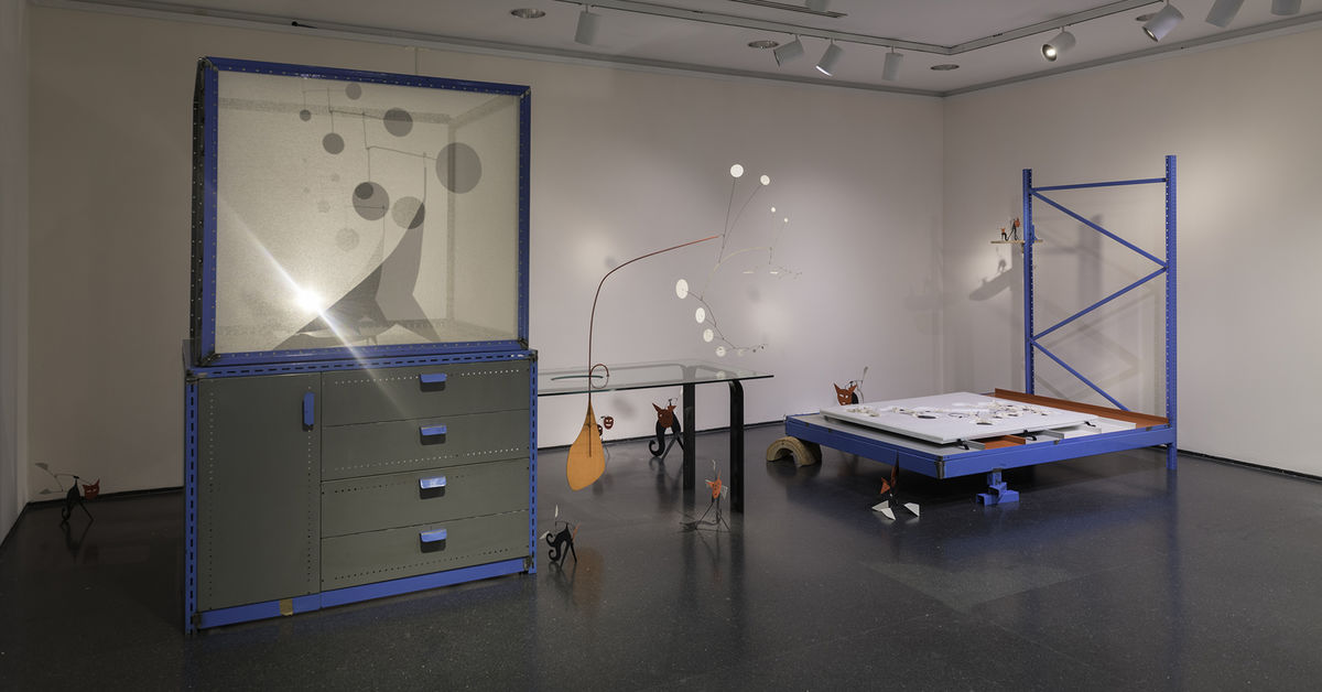 Becoming The Breeze: Alex Chitty with Alexander Calder